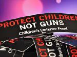 Click here for more information about Five bumper stickers to Protect Children Not Guns